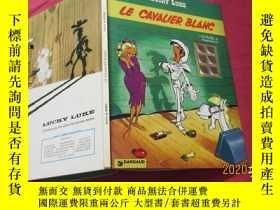 二手書博民逛書店LE罕見CAVALIER BLANCY23112 以實物為準 以實物為準 出版1978