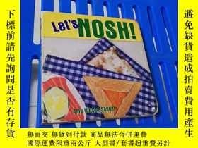 二手書博民逛書店Let s罕見NOSH!Y267886 ISBN:9781582