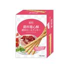 盛香珍濃厚捲心酥-草莓奶酪150g【愛買】