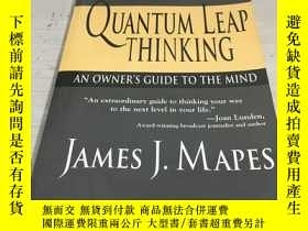 二手書博民逛書店Quantum罕見leap thinkingY324927 看圖