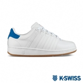 K-SWISS Classic VN Heritage時尚運動鞋-女-白/藍/橘