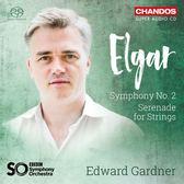 【停看聽音響唱片】【SACD】愛德華.加德納 / 艾爾加:第2號交響曲 / 弦樂小夜曲