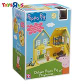 玩具反斗城 Peppa Pig 粉紅豬小妹豪華房屋組