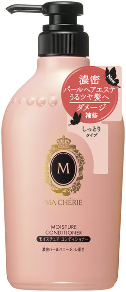 瑪宣妮蜜桃珍珠潤髮乳(絲潤感)450ML【屈臣氏】