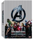 Marvel Cinematic Univers 鋼鐵人無敵浩克 鋼鐵人2雷神索爾美國隊長復仇者聯盟