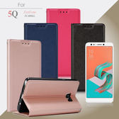 Xmart for 華碩 ASUS ZenFone 5Q ZC600KL 鍾愛原味磁吸皮套