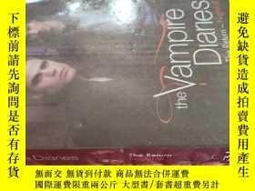 二手書博民逛書店【英文譯版】The罕見Vampire Diaries The Return - Nightfall 吸血鬼日記 5