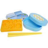 米黏土-練習使用筷子套裝組(日式便當)