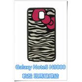 三星 Samsung N9000 Galaxy Note 3 N900 手機殼 軟殼 保護套 貼皮工藝 凱蒂貓 kitty 蝴蝶結