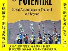 二手書博民逛書店Communities罕見of Potential:Social Assemblages in Thailand