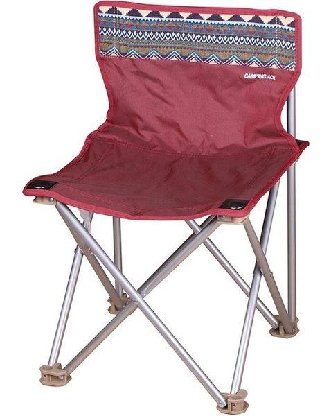 Camping Ace 野樂小鋼蛋休閒椅 紅色 ARC-881SC 兒童椅 迷你椅 野餐椅 露營椅 折疊椅【易遨遊戶外用品】