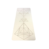 【Clesign】The Aurora Mat 瑜珈墊 4.5mm - White