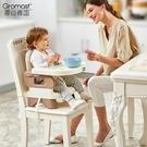 餐椅 兒童餐桌椅子多功能吃飯可折疊座椅BL【快速出貨】