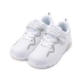 LOTTO VIGOR RIDE 氣墊跑鞋 白 LT1AKR3129 中大童鞋