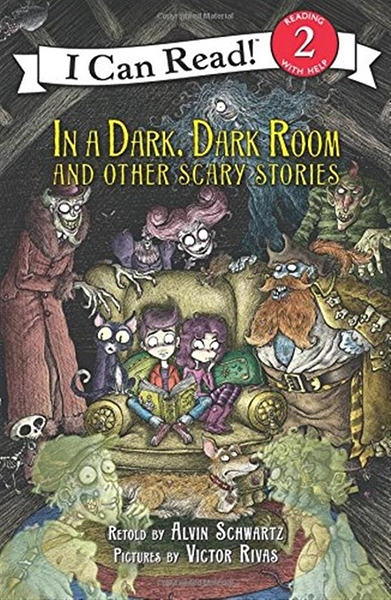 An I Can Read Book Level 2: In a Dark, Dark Room and Other Scary Stories..
