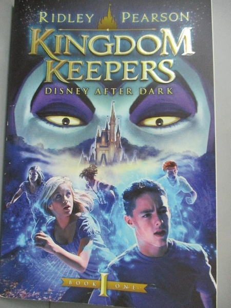 【書寶二手書T4/原文小說_HSS】Kingdom Keepers: Disney After Dark_Pearson