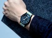 TIMEX 天美時 (TXTW2R81000) 帆布 冷光 錶/40mm