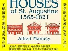 二手書博民逛書店The罕見Houses of St. Augustine, 15