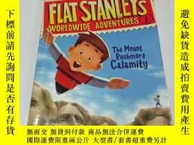 二手書博民逛書店FLAT罕見STANLEY S WORLDWIDE ADVENT