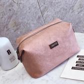 復古化妝包多功能旅行收納包大容量防水洗漱包包中包浴包