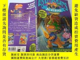 二手書博民逛書店Astrosaurs罕見Academy Terror Underground:地下天龍學院恐怖事件Y20039