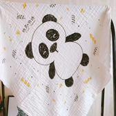 中秋好康全館85折 好康鉅惠寶寶八層紗布抱被六層 新生兒襁褓巾蓋毯