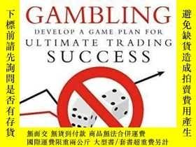 二手書博民逛書店Trading罕見Without GamblingY256260 Marcel Link Wiley 出版2