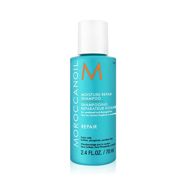 MOROCCANOIL 摩洛哥優油 優油保濕修復洗髮露 70ml【美人密碼】