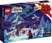 【LEGO樂高】STAR WARS™ 星際大戰系列 - 驚喜月曆#75279