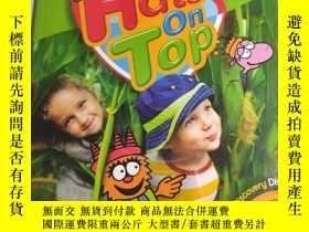 二手書博民逛書店Hats罕見On Top Student s Book Pack