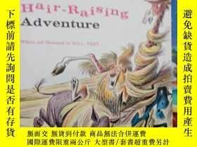 二手書博民逛書店hubert,s罕見hair-raising adventure