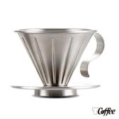 【南紡購物中心】TCoffee MILA-不鏽鋼咖啡濾杯01 1~2人份