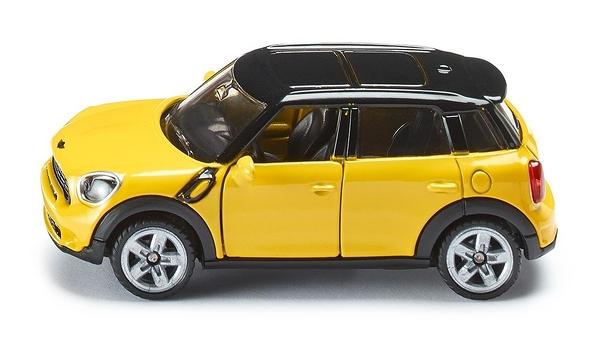 SIKU 德國小汽車 Die Cast Auto Mini Countryman Su 1454