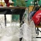 透明茶幾桌布pvc防水防燙防油免洗歐式塑料圓形圓桌家用北歐餐桌 黛尼時尚精品