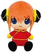 【神樂 絨毛玩偶】銀魂 神樂 絨毛玩偶 娃娃 Gintama 日本正版 該該貝比日本精品