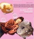 可愛動物睡覺男朋友抱枕長條枕床頭靠墊大靠背床上靠枕女生學生 艾莎YYJ