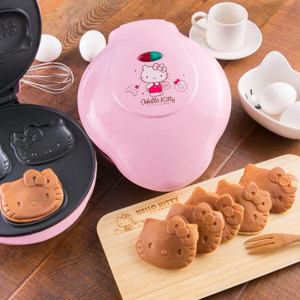 【震撼精品百貨】Hello Kitty 凱蒂貓~鬆餅機-粉