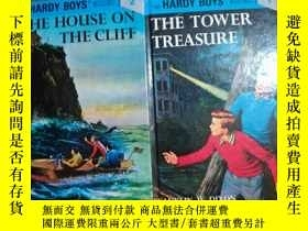 二手書博民逛書店THE罕見TOWER TREASURE (1_2)兩本合售 B一