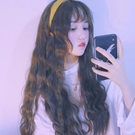 中/長假髮 假髮女長髮長捲髮玉米燙網紅可...