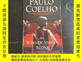 二手書博民逛書店THE罕見WINNER STAND S ALONEY271632