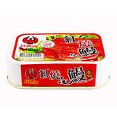 紅鷹牌香辣紅燒鰻100g*3【愛買】