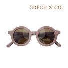 丹麥 Grech&Co. 兒童太陽眼鏡 - 藕粉