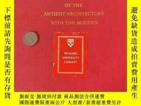 二手書博民逛書店a罕見parallel of the ancient archi