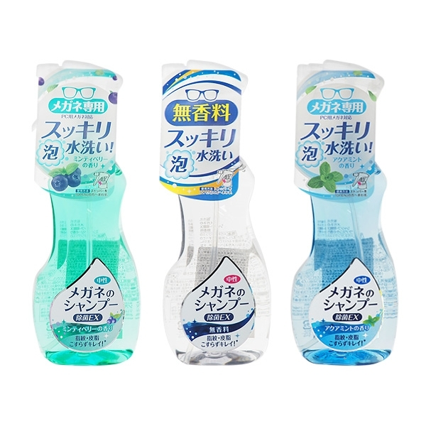 日本 SOFT99 眼鏡清洗液(200ml) 多款可選【小三美日】原價$159
