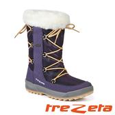 【義大利 TREZETA】女中筒保暖 防水雪鞋『紫羅蘭』16440 雪靴 │ 透氣 │ 輕量