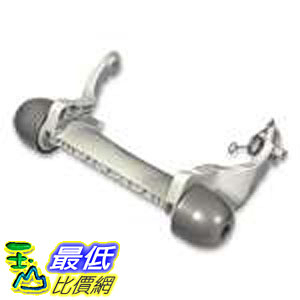[104美國直購] 戴森 Dyson Part DC24 Uprigt Dyson White/Light Steel Stabiliser Assy #DY-914695-02