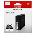 CANON PGI-2700XL BK 原廠黑色高容量XL墨水匣 適用 IB4170 MB5170 MB5470