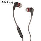 《Skullcandy》INKD2 耳塞式耳機-黑紅迷彩