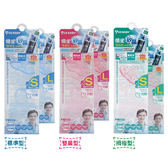 優生US BABY 第5代矽晶安撫奶嘴 標準型/雙扁型/拇指型 (S-L)(藍/粉)