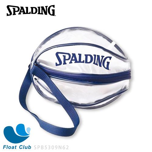 SPALDING 斯伯丁 多功能袋類系列 單顆裝籃球瓢蟲袋 深藍